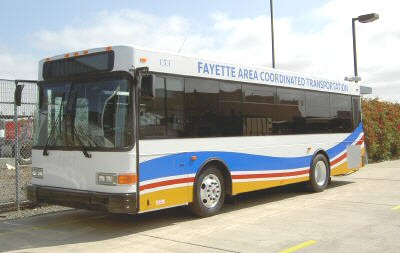 Fayette Area Coordinated Transportation